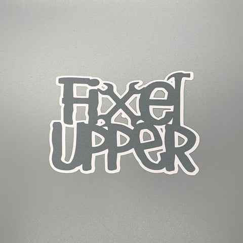 Die Cut Ellie Collection Moving Fixer Upper Tools