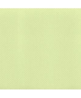 Solid Color Bazzill Scrapbook Paper Dotted Swiss Celtic Green