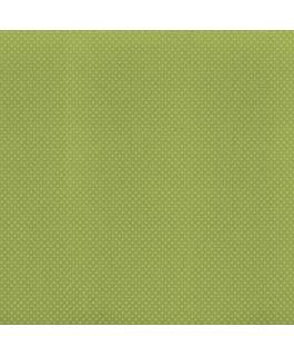 Solid Color Bazzill Scrapbook Paper Dotted Swiss Irish Eyes
