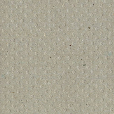 Solid Color Bazzill Scrapbook Paper Dotted Swiss Kraft