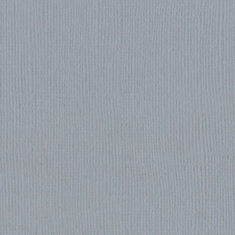 Solid Color Bazzill Scrapbook Paper Smokey Gray