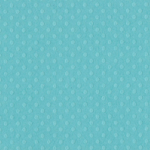Solid Color Bazzill Scrapbook Paper Dotted Swiss Tahitain Princess