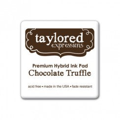 Taylored Expressions Ink Pad Chocolate Truffle