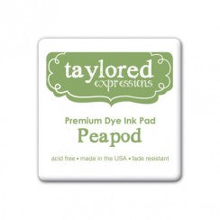 Taylored Expressions Ink Pad Peapod