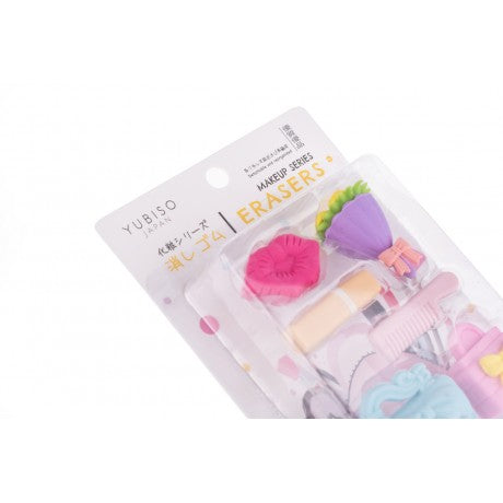 YUBISO  3D SHAPED GIRL ERASER A820018