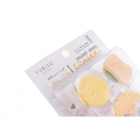 YUBISO 3D SHAPED ICE CREAM ERASER A820023