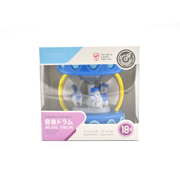 YUBISO Baby Musical Rotating Drum C680060
