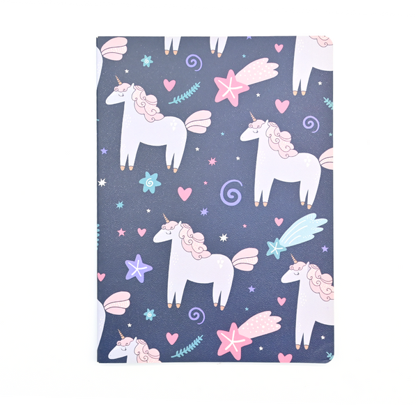 YuBISO Note Book (Big Size) unicorn A210044