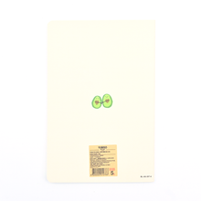 Load image into Gallery viewer, YuBISO Note Book (Small Size) Avocado A210045
