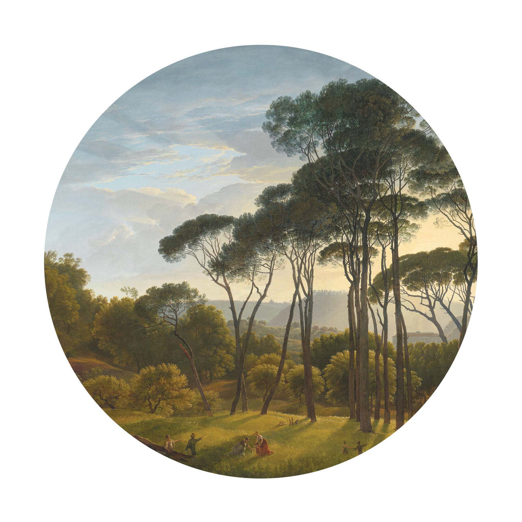 Dana - Italian Landscape with Umbrella Pines-Growing Concepts