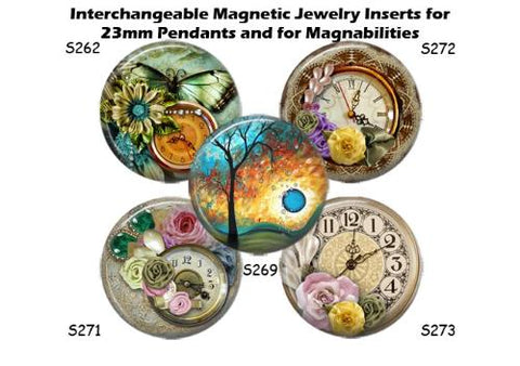 Magnet Jewelry Inserts - Magnabilities compatible