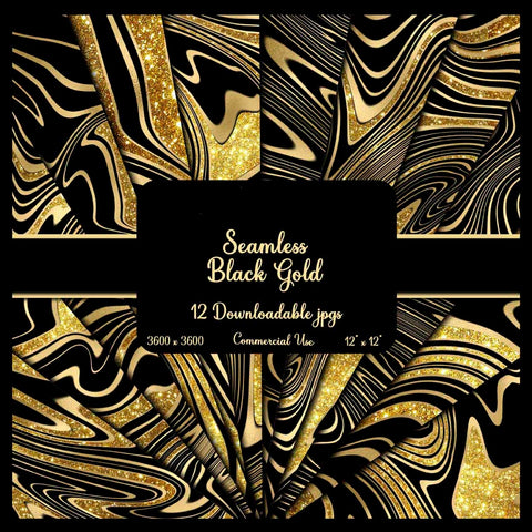 Black and Gold Digital - dianetugetit.com