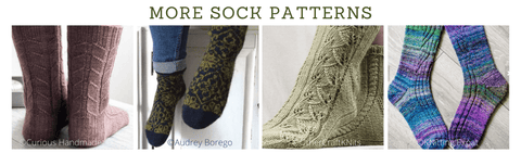 Sock-patterns-for-beginners-one-creative-cat