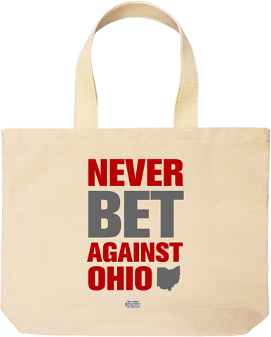 Never Bet Against Ohio Tote