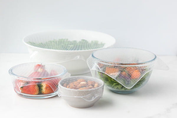 Silicone Food Covers are a versatile kitchen essential