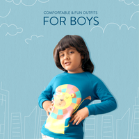 BEST SELLING BOYS NIGHTWEAR