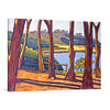 Trees To Mollymook - Canvas River