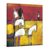 Moorish Horse - Canvas River