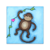 Nursery Monkey - Canvas River