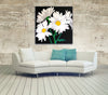White Daisies - Canvas River