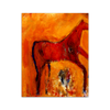 Cave Horse - Canvas River
