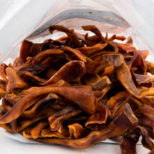 Load image into Gallery viewer, Pig Ear Sliced 16oz | Tasty, Long Lasting, Single Ingredient, All-Natural Dog Chews |