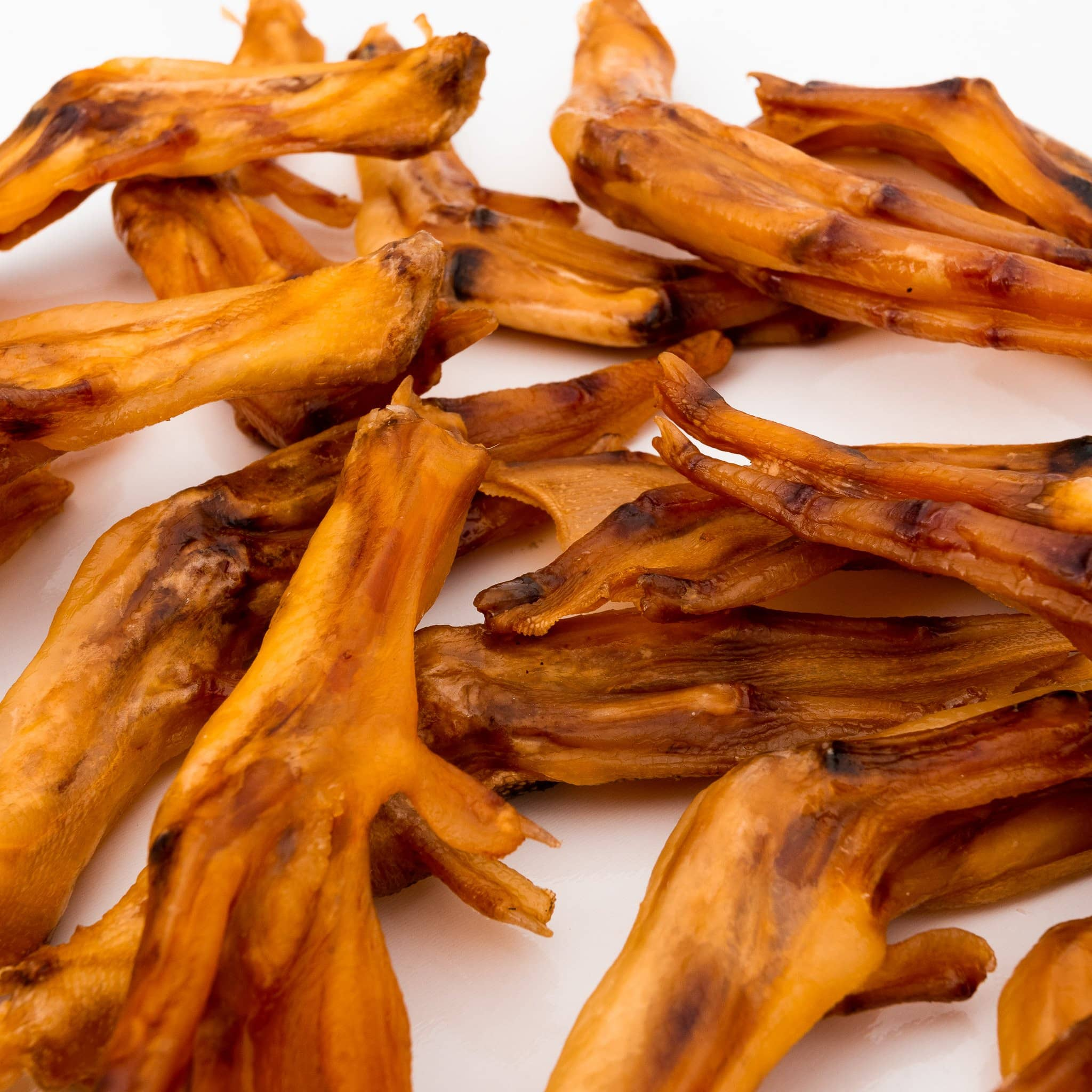Duck Feet 30 Pack - Tasty Long Lasting Single Ingredients All Natural Dog Chews