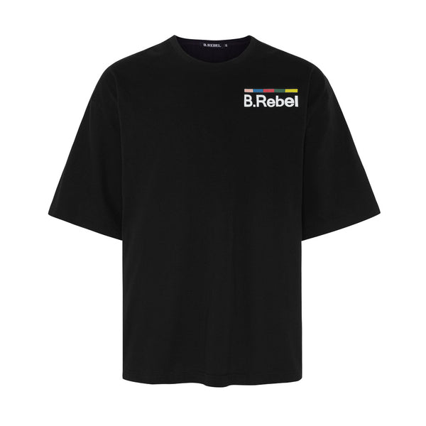 BLACK FILM T-SHIRT