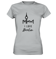 Best Mom ever - Beste Mutter aller Zeiten - Ladies Premium Shirt