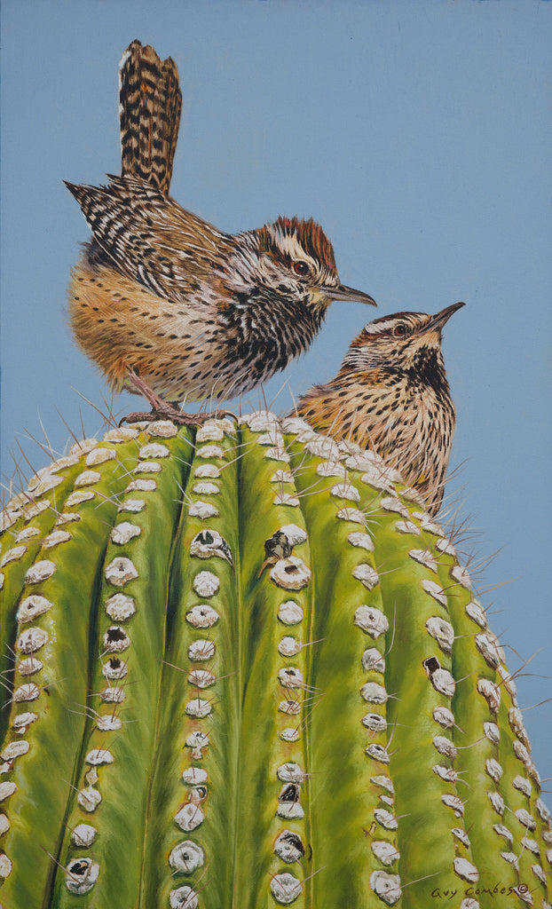 Prickly penthouse
