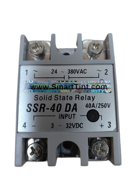 Smart Tint Solid State Relay - Smart Film
