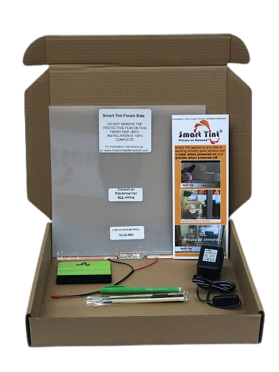 Smart Film Sample Kit 1 sq. ft | Demo Kit | Smart Film