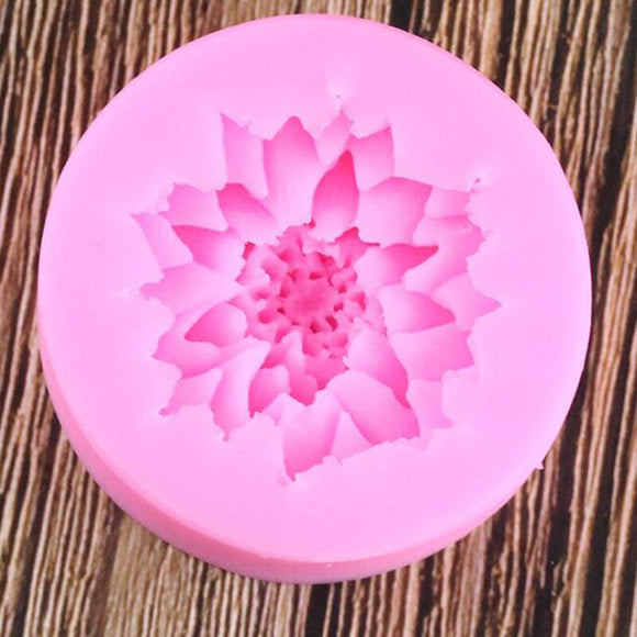 Lotus Chrysanthemum mold