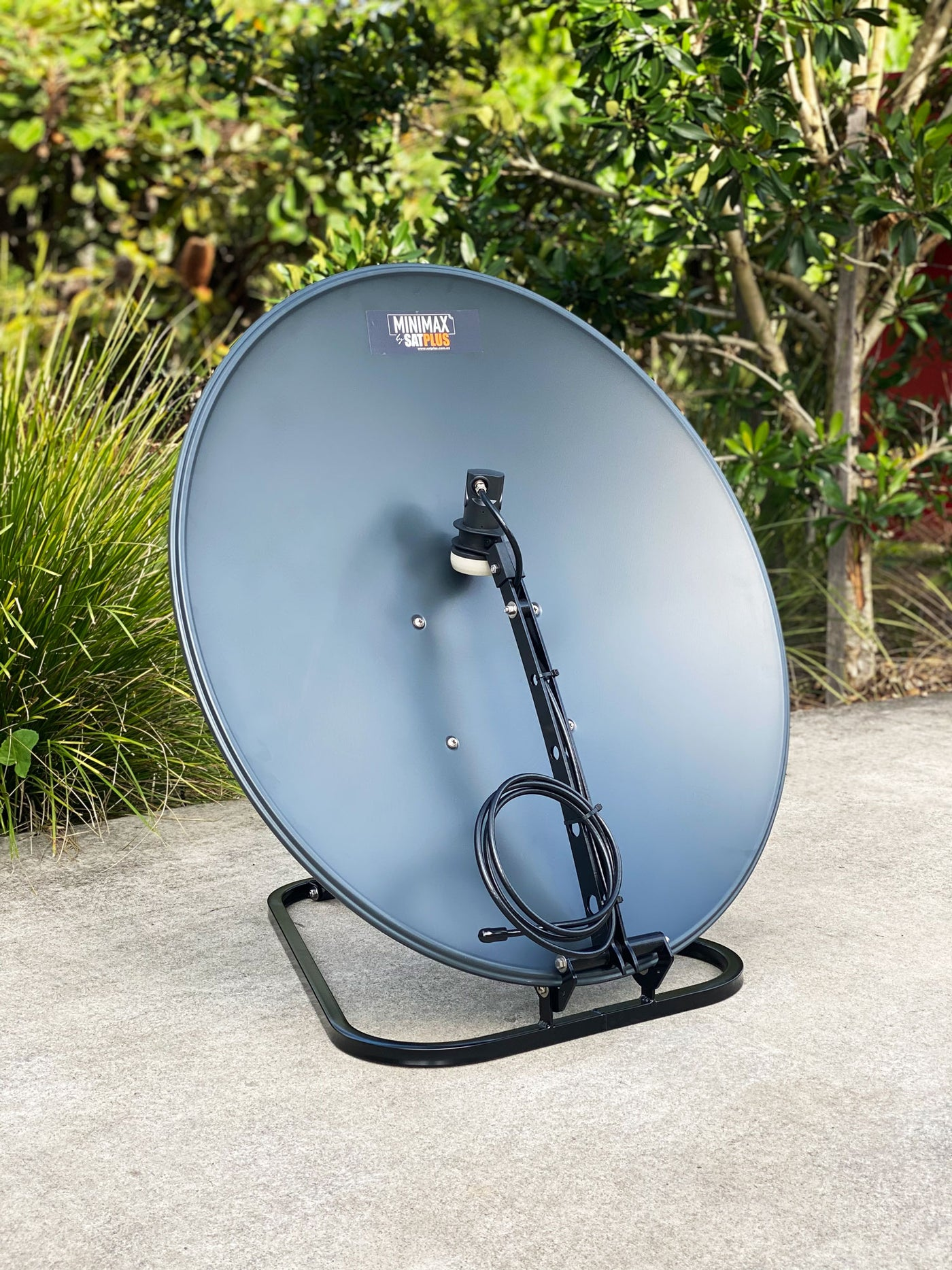 Australian Made MiniMax Caravan Satellite Dishes - Now In Stock!