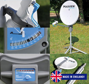 Australia's easiest to use satellite system the Maxview Precision - BACK IN STOCK!