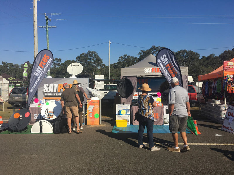 We are attending the Fraser Coast Expo!