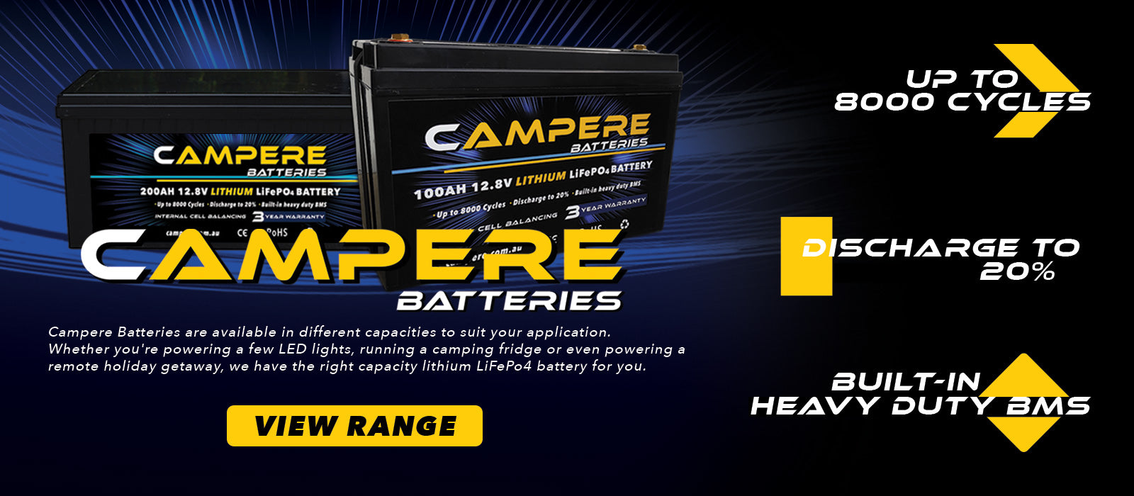 Campere Batteries