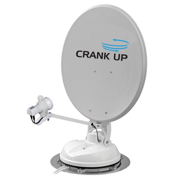 Maxview Crank Up