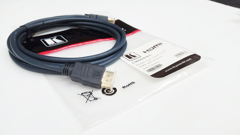 Kramer Flexible High Speed HDMI Cable - 1.8 Meter