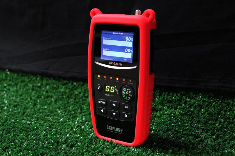 SatPlus 3240 b Digital Satellite Meter