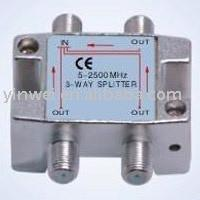 Satellite Signal Splitter - 3 Way