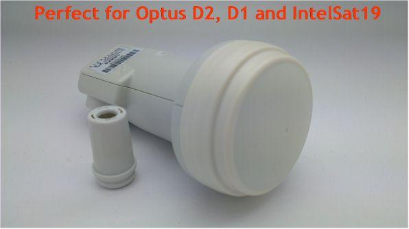 11.300GHz LNB for Optus D1, D2 or IntelSat19
