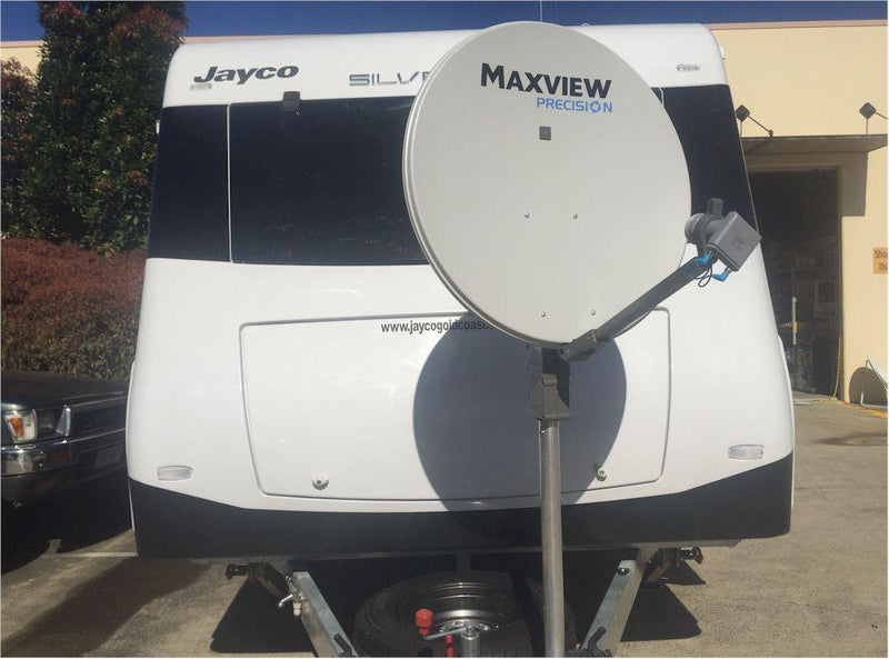 Maxview Precision Mobile Pay TV Foxtel System