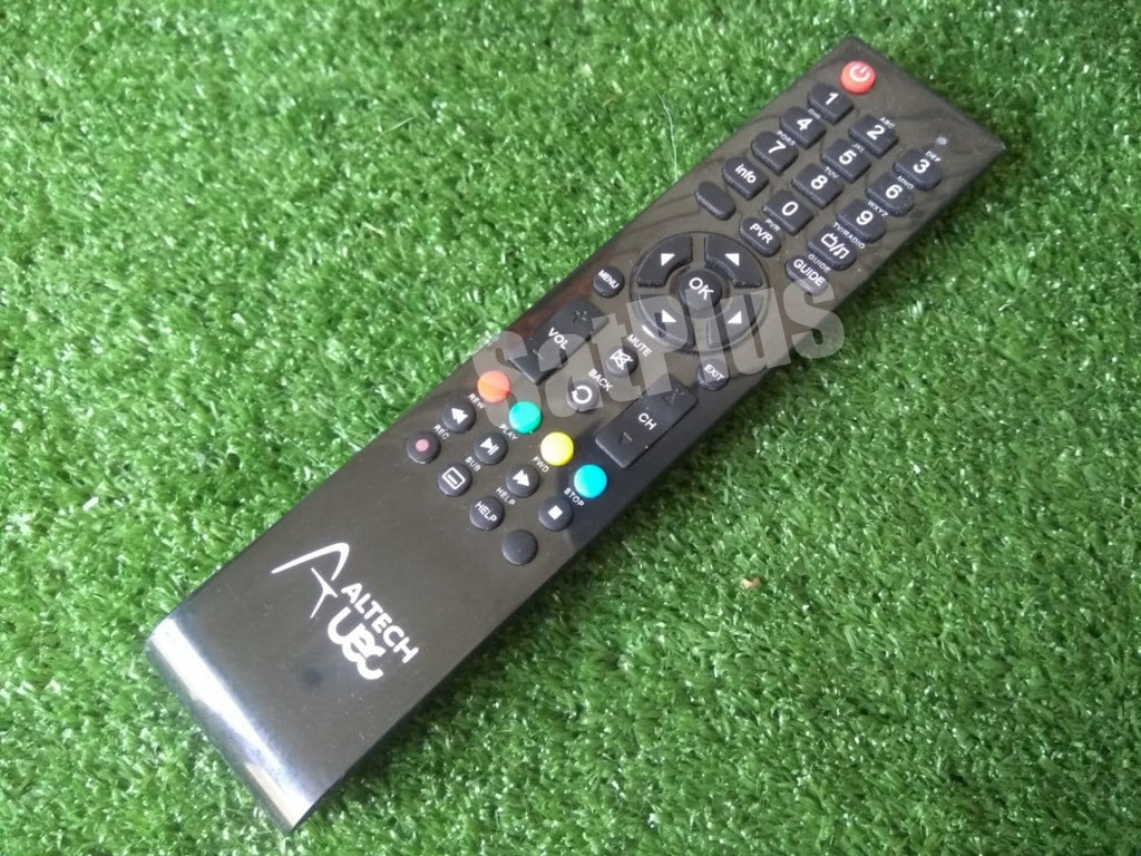 Altech Satellite Decoder Remote Control