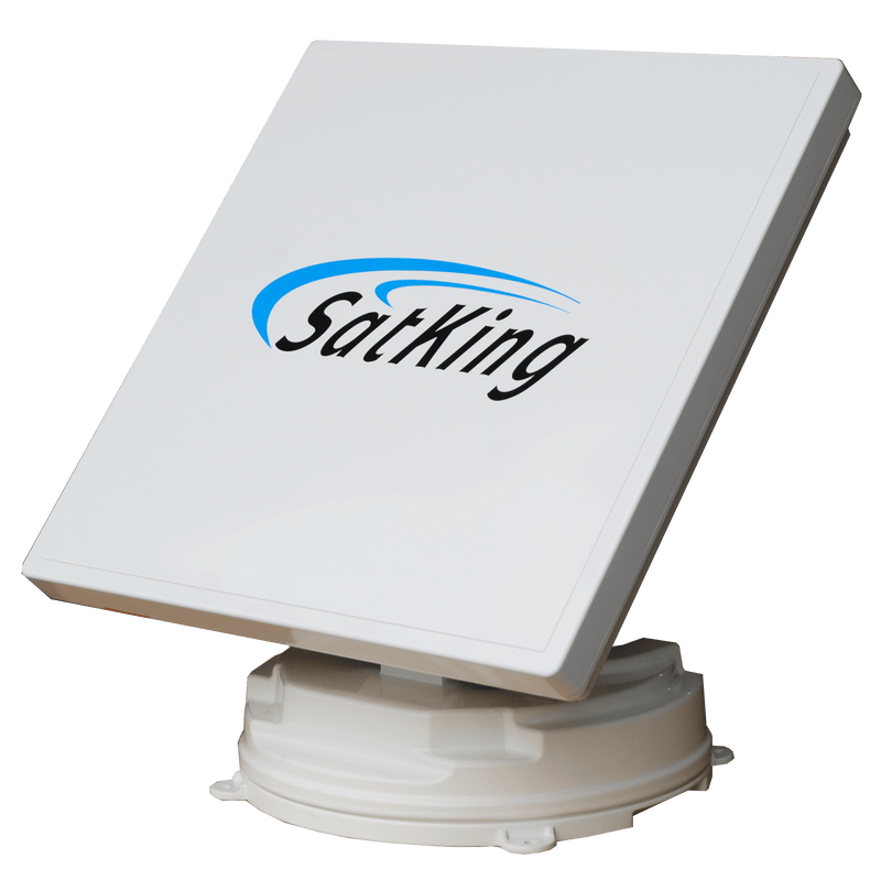 SatKing Promax Automatic Satellite Dish System Bundle Deal