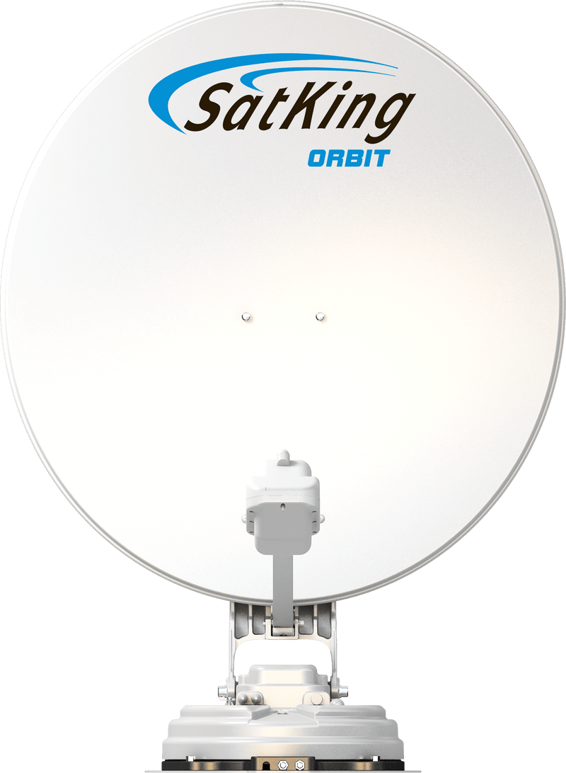 SatKing Orbit Fully Automatic Satellite TV System