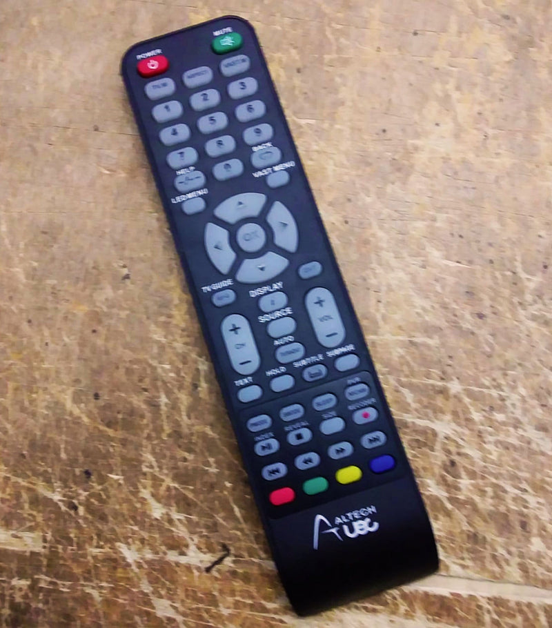 Remote Control to suit 22 or 32 inch Altech UEC Televisions