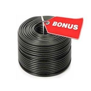 100m Roll RG6 Quad Shield Coaxial Cable