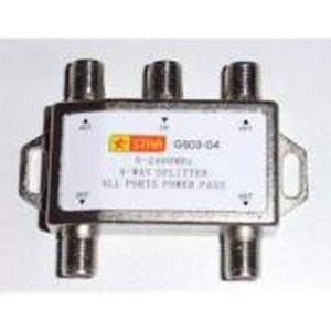 Satellite Signal Splitter - 4 Way