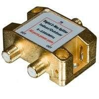 Satellite Signal Splitter - 2 Way